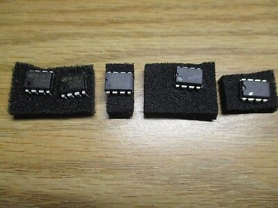 Assorted Collection Of Eeprom Ic`s,new Old Stock Stored For A While,see Text.