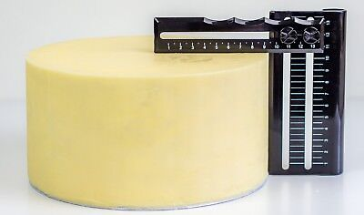 Adjustable Sharp Top Edging Tool for Butter Cream / Ganache Cake Edger Smoother