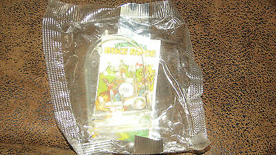 Vintage Cereal Pinball Handheld Game Toy Sealed Race Day Bikes