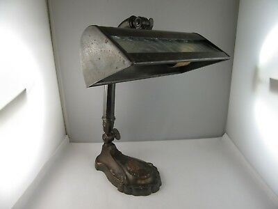 E554 ⭐⭐ RARE BEAUTIFUL ART NOUVEAU LAMP - Piano Lamp - Table Lamp Mozart Bach ⭐⭐