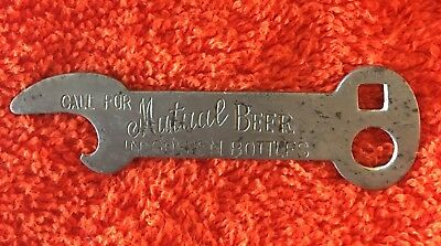 Mutual Beer Bottle Opener- Chicago, IL !!