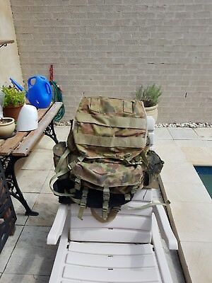 DPCU Army back pack