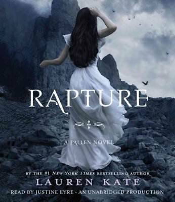 Fallen: Rapture Bk. 4 by Lauren Kate (2012, CD, Unabridged)