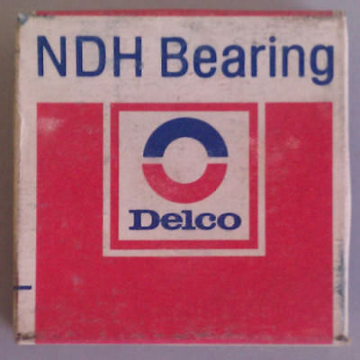 C88606 New Departure New Single Row Ball Bearing
