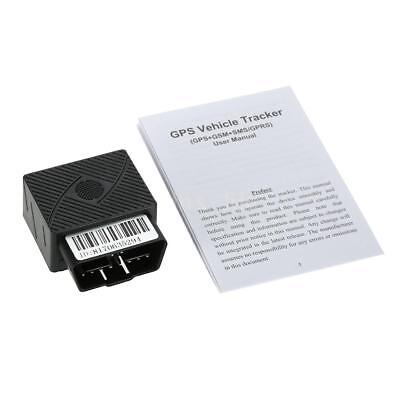OBD GPS Tracker Car Mini GSM OBDII Vehicle Tracking Device System Plug and G5G2