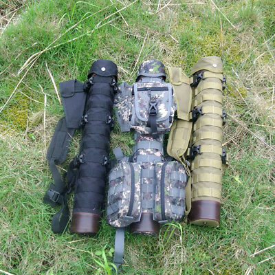 Archery Accessory Quiver Nylon PE Quiver with Bags for Outdoor Hunting 3 Colors