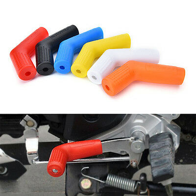 Rubber Gear Shift Shifter Sock Cover Boot Protector Street Dirt Bike-Motorcycle-