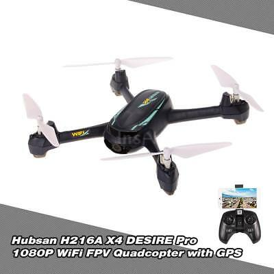 Hubsan H216A X4 DESIRE Pro WiFi FPV With 1080P HD Camera Altitude Hold GPS K6K4