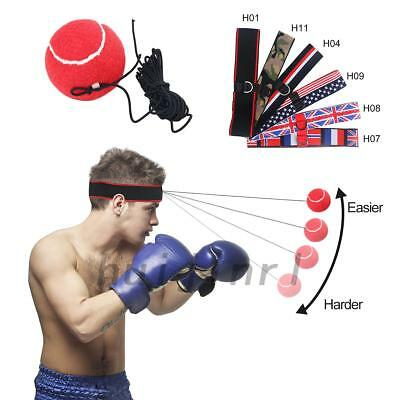 Fight Punch Balls + Head Band For Speed Training Boxing MMA Combat Muay Thai