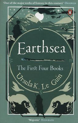Earthsea: The First Four Books: A Wizard of Eart, Le Guin, Ursula, New