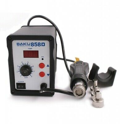 BAKU BK-858D STAZIONE ARIA CALDA  BGA Rework Station Heat Gun BK 858L For Mother