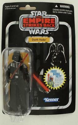 NOS KENNER Toy STAR WARS Action Figure Empire Strikes Back Darth Vader VC08 B
