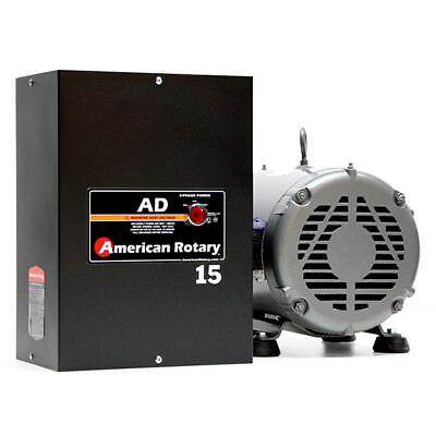 American Rotary AD15   15HP 240V Wall Mount AD Series Rotary Phase Converter