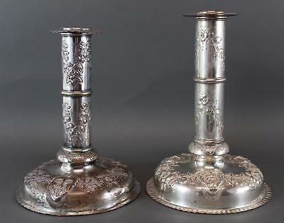 Candlesticks Amp Candelabra Silverplate Silver Antiques