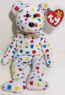 "TY Beanie Babies ""TY 2K"" the Y2K Millennium Teddy Bear MWMTs! A MUST HAVE! GIFT!"