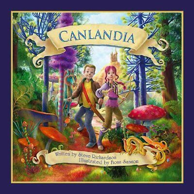 Canlandia by Steve Richardson (2014, Hardcover)
