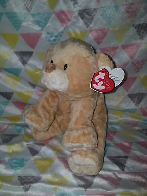 Ty Large Plush Beanie PLUFFIES WOODS Mint WithTag