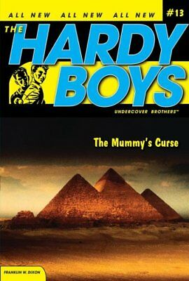 Hardy Boys (All New) Undercover Brothers: The Mummy's Curse 13 by Franklin W....