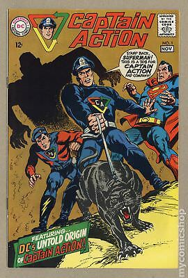 Captain Action (DC National) #1 1968 VF+ 8.5