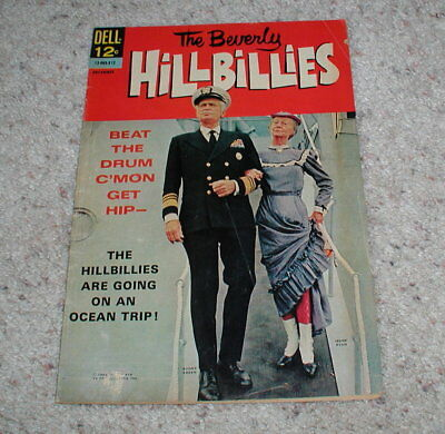 Vintage 1965 The Beverly Hillbillies Comic Books Dell Issue # 15