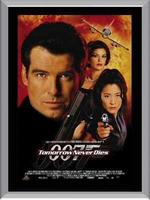 Tomorrow Never Dies A1 To A4 Size Poster Prints