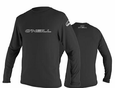 O'Neill Rash Guard Lycra Skins BASIC Longsleeve L/S UV-Shirt black