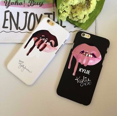 huge discount 11ed5 a2348 KYLIE JENNER SEXY Lips Soft Phone Case For iphone 5S 6 6SPlus 7Plus ...