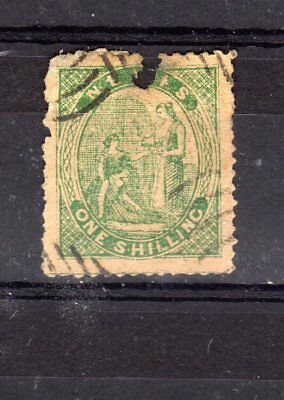 NEVIS one shilling