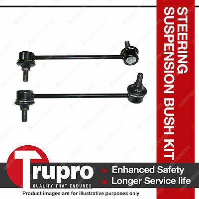 Trupro Front Sway Bar Link Kit bush For Hyundai Getz TB 11/02-8/11