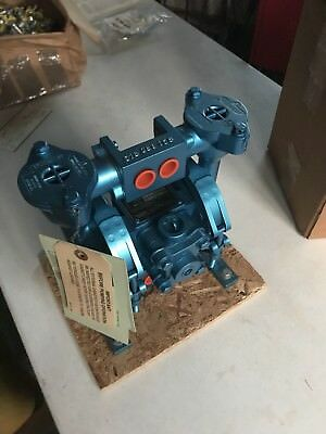 sandpiper air operated double diaphragm pump new old stock