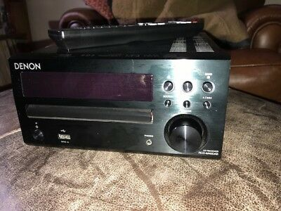 Denon RCD-M40DAB with remote