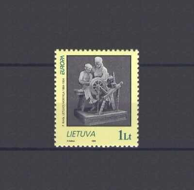 Lithuania, Europa Cept 1995, Peace & Freedom, Mnh
