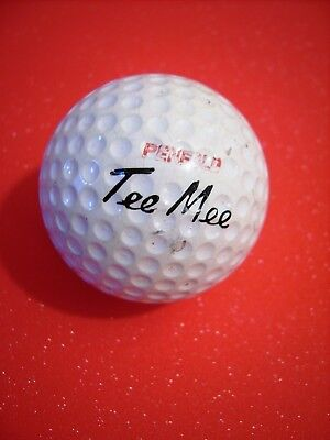 Original Tee Mee Penfold Golf Ball 1970s