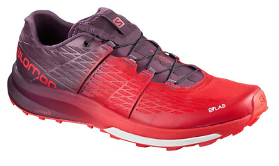 best website 82c77 11c4b NEW 2018 SALOMON S/Lab Ultra Mens Trail Red Running Shoes - Outdoor Racing