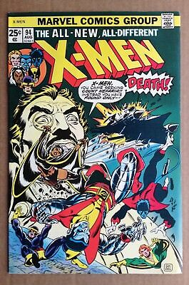 "X-Men #94 | Very Fine plus | VF+ | 8.5 | HIGH GRADE | 1st ""NEW"" X-Men issue!"