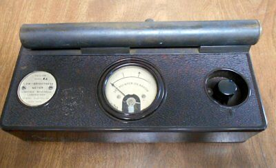 METER LIGHTING Early LABORATORY Instrument
