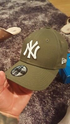 New Era Newyork Yankees 9Forty Youth Adjustable Baseball Cap