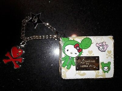 Tokidoki Hello Kitty Card Case (lots of wear and tear)