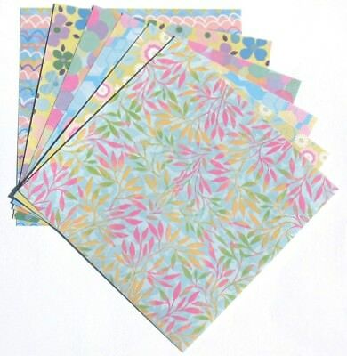 Pretty Pastels - 6x6 Forever In Time Scrapbooking Paper Pack