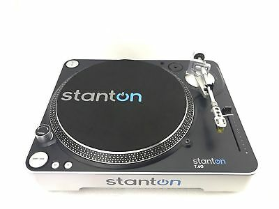 Stanton T.60 Direct Drive Turntable