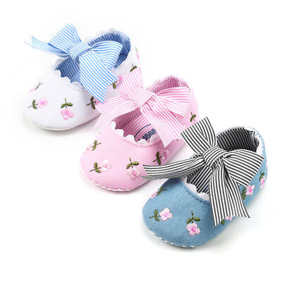Kids Baby Girl Flower Shoes Casual Summer Toddler First Walkers Children Shoes