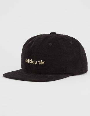Adidas Originals Decon Snapback Adjustable Hat Mens Brand New