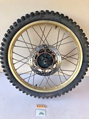 YamahaIT490 Front Wheel spindle and speedo drive