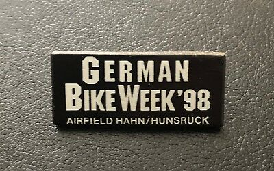 Bones MC - Ansteckpin - German Bike Week 1998