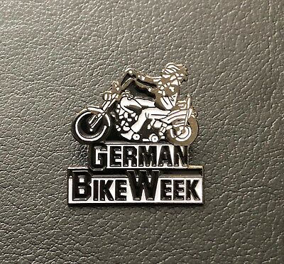 Bones MC - Ansteckpin - German Bike Week