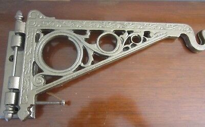 Hanging Bracket for Apothecary Show Globe ~ Wall mount for showglobe ~ Pharmacy