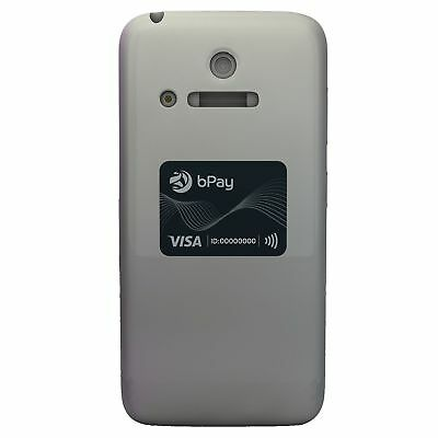 bPay by Barclaycard Sticker Contactless Payment Device for Smartphone Charcoal