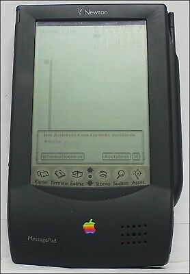 Apple Newton Message Pad H1000 in original Mappe