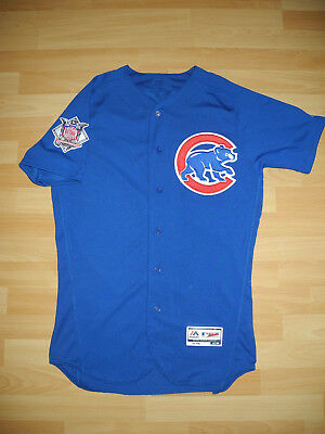 Chicago Cubs Authentic Alternate MLB Jersey Baseball Trikot