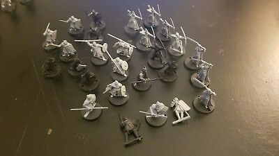 LOTR Lord of the rings Warhammer, 27 Men and Elves